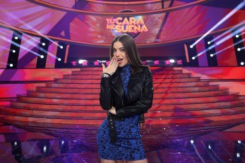 María Isabel, concursante de 'Tu cara me suena 8'