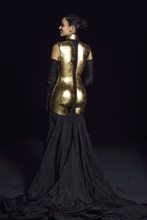 Cristina Pedroche con su espectacular vestido para las Campanadas 2019-2020