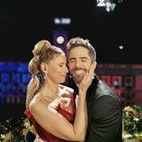 Anne Igartiburu y Roberto Leal en las Campanadas 2019-2020 de Televisión Española