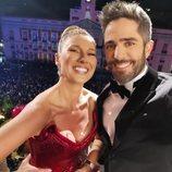 Anne Igartiburu y Roberto Leal posan juntos en las Campanadas 2019-2020 de La 1