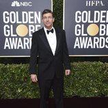 Kyle Chandler en la alfombra roja de los Globos de Oro 2020