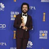 Ramy Youssef, ganador a Mejor Actor de Comedia por 'Ramy' en los Globos de Oro 2020
