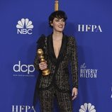 Phoebe Waller-Bridge, Mejor Actriz de Comedia por 'Fleabag' en los Globos de Oro 2020