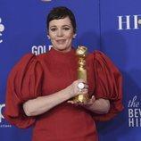 Olivia Colman, ganadora a Mejor Actriz de Serie Drama en los Globos de Oro 2020