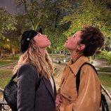 Carol Rovira y Paula Usero son las protagonistas de '#Luimelia'