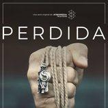 Un objeto clave en el cartel del thriller producido por Atresmedia, 'Perdida'