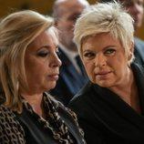 Carmen Borrego y Terelu Campos, en 'El cielo puede esperar'