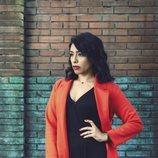 Adriana Paz hace de Ángelita en el thriller 'Perdida'