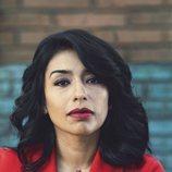 Ángelita (Adriana Paz) en la ficción de Atresmedia, 'Perdida'