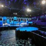 El plató de 'OT 2020' desde un lado del escenario