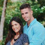 Álex y Fiama, pareja de 'La isla de las tentaciones'