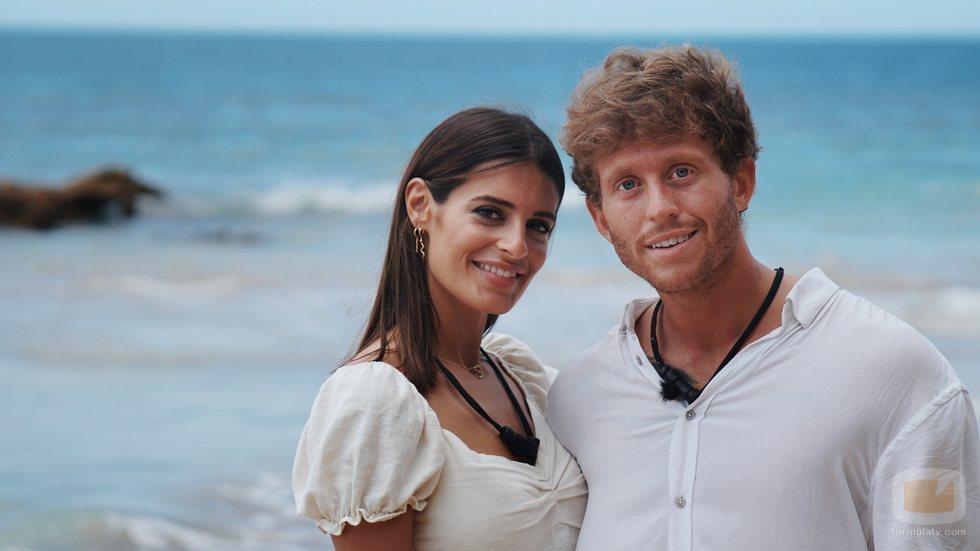 Susana y Gonzalo, pareja de 'La isla de las tentaciones'
