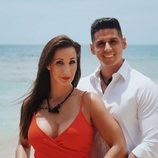 Fani y Christofer, pareja de 'La isla de las tentaciones'