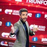 Roberto Leal, presentador de 'OT 2020'