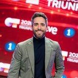 Roberto Leal posa como presentador de 'OT 2020'