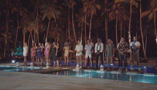 Los solteros y solteras de 'La isla de las tentaciones'