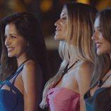 Mimi, Andreina, Casandra y Katerina, en el primer programa de 'La isla de las tentaciones'