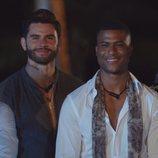 Dayanel, Joy, Jusseth y Lewis, en el primer programa de 'La isla de las tentaciones'