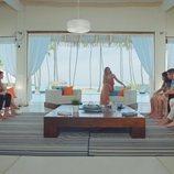Las parejas de 'La isla de las tentaciones' y Mónica Naranjo en el primer programa