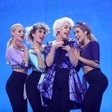 Belinda Washington como Madonna en la Gala 1 de 'Tu cara me suena 8'