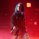 María Isabel como Billie Eilish en la Gala 1 de 'Tu cara me suena 8'