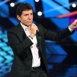 Manel Fuentes en la Gala 1 de 'Tu cara me suena 8'