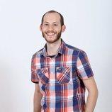 Eirian James, profesor de inglés en 'OT 2020'