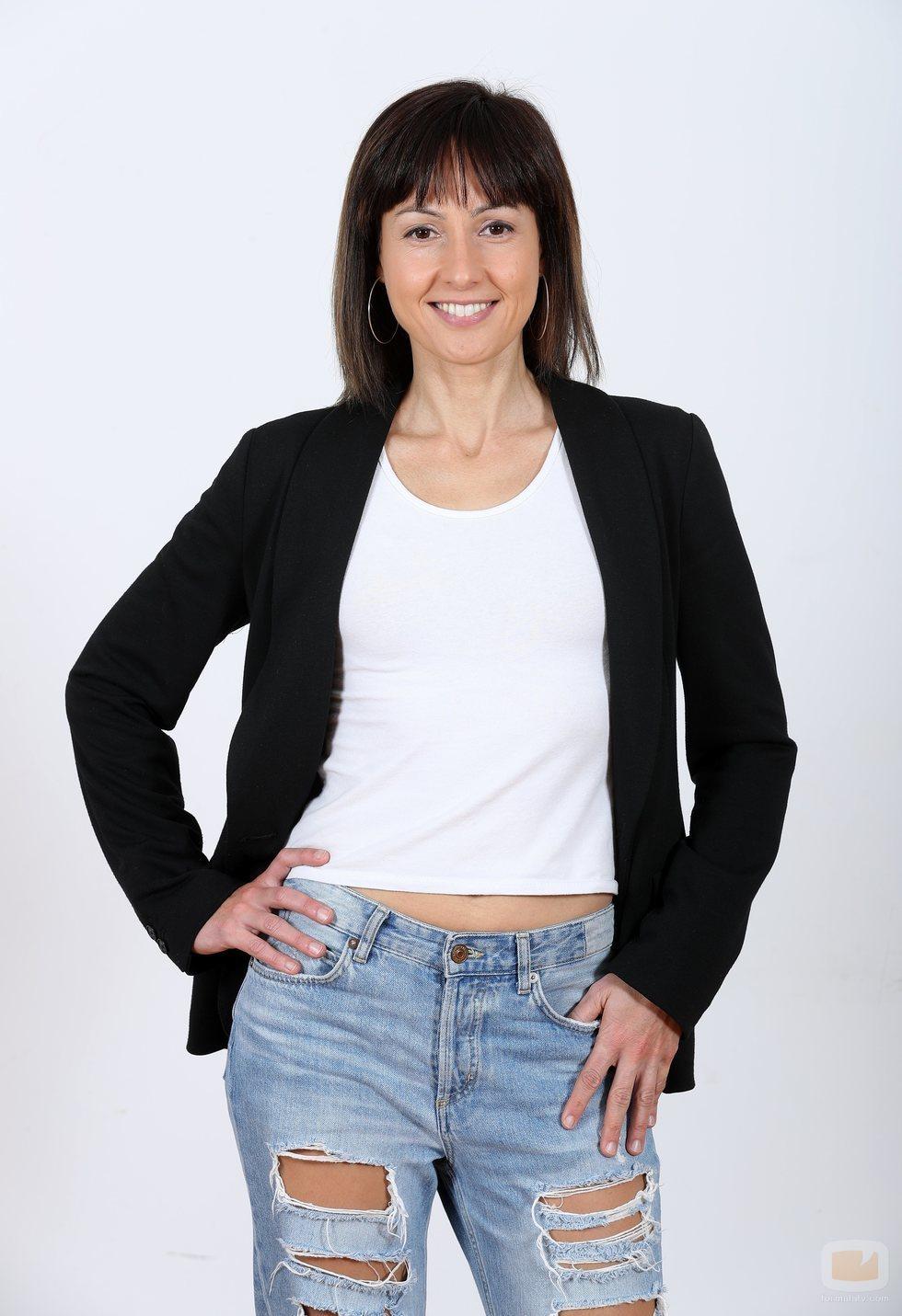 Laura Andrés, coach vocal en 'OT 2020'