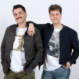 Cristian y Mario, profesores de danza urbana en 'OT 2020'
