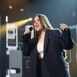 Eva Barreiro canta en la Gala 0 de 'OT 2020'