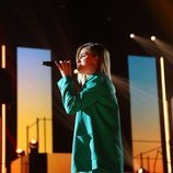 Samantha Gilabert, en la Gala 0 de 'OT 2020'