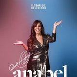 Posado de Anabel Pantoja en 'El tiempo del descuento'