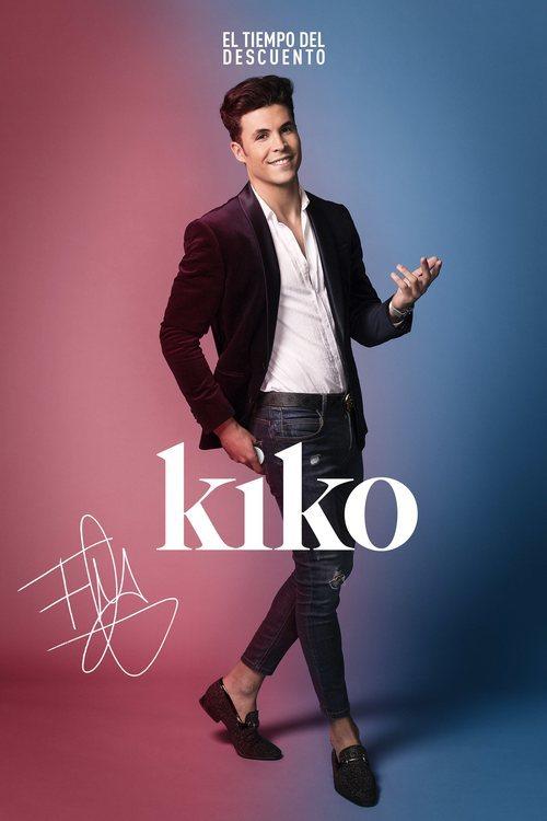 Posado de Kiko Jiménez en 'El tiempo del descuento'