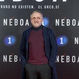 """Antonio Durán """"Morris"""", en el preestreno de 'Néboa'"""