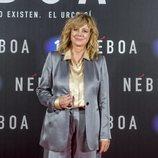 Emma Suárez, en el preestreno de 'Néboa'