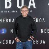Nancho Novo, en el preestreno de 'Néboa'