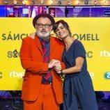 Elena S. Sánchez y Pablo Carbonell presentan 'Sánchez y Carbonell'