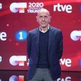 Javier Llano, jurado de 'OT 2020'