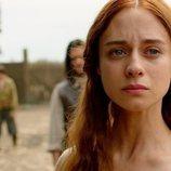 Elena Rivera llora en 'Inés del alma mía'