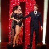 Yolanda Ramos, muy emocionada en los Premios Feroz 2020