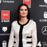 Penélope Cruz posa en los Premios Feroz 2020