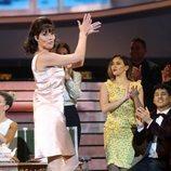 Rocío Madrid es Rocío Durcal en la Gala 2 de 'Tu cara me suena 8'