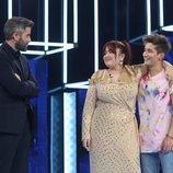 Ariadna y Nick, nominados de la Gala 1 de 'OT 2020'