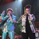 "Jesús y Eli cantan ""Atrévete-te-te"" en la Gala 1 de 'OT 2020'"
