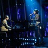 """Flavio y Anne cantan """"Another love"""" en la Gala 1 de 'OT 2020'"""
