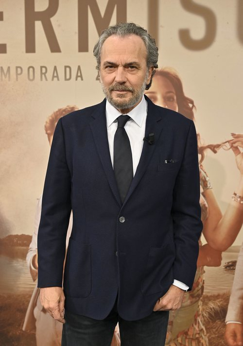 José Coronado es Nemo Bandeira en la temporada final de 'Vivir sin permiso'