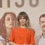 Marta Larralde en la presentación de la temporada final de 'Vivir sin permiso'