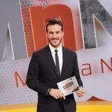 Diego Losada, subdirector y copresentador de 'La mañana' en La 1