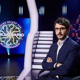 Juanra Bonet, presentador de '¿Quién quiere ser millonario?'