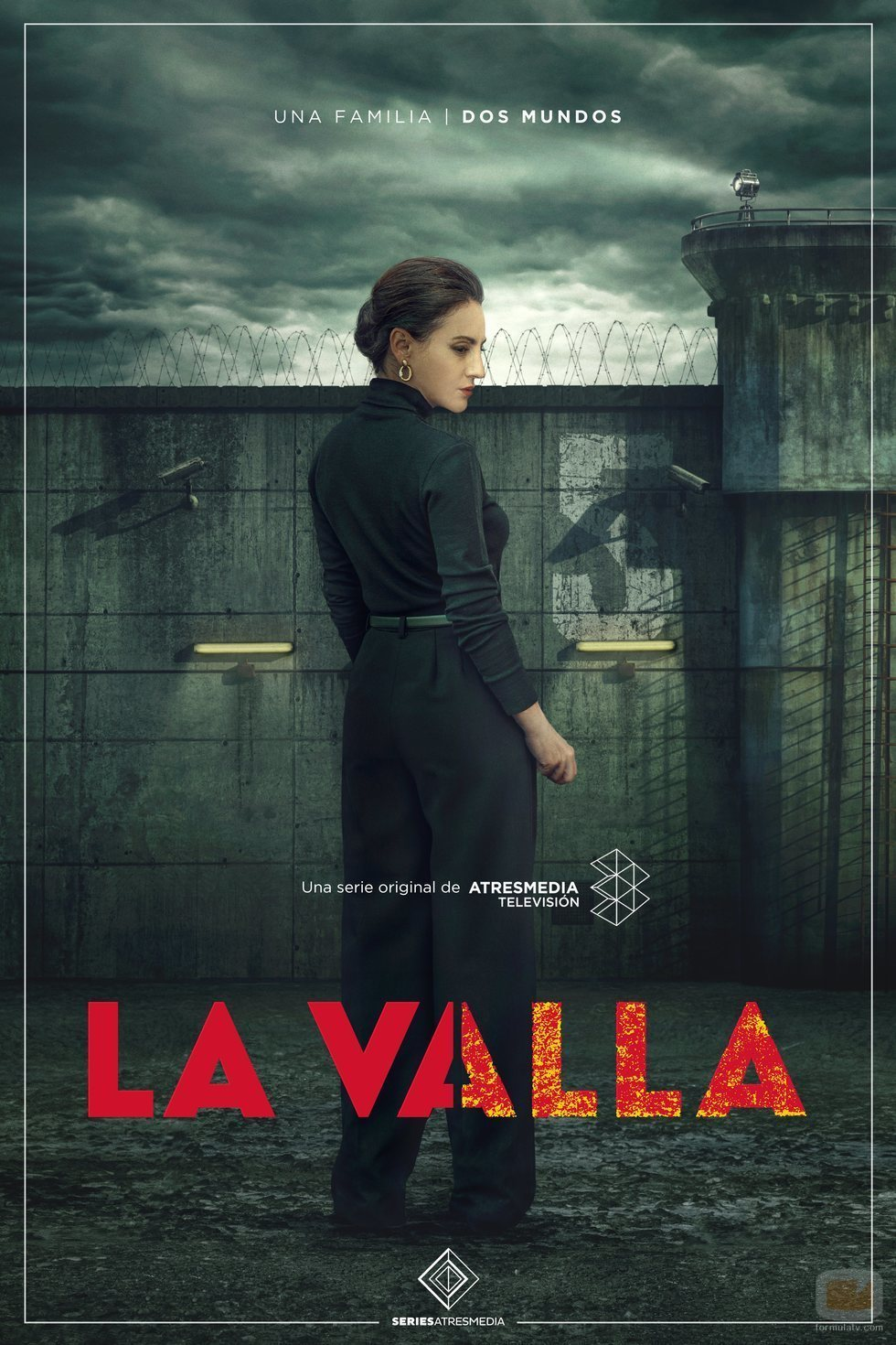 Eleonora Waxler es Alma en 'La valla', de Atresmedia